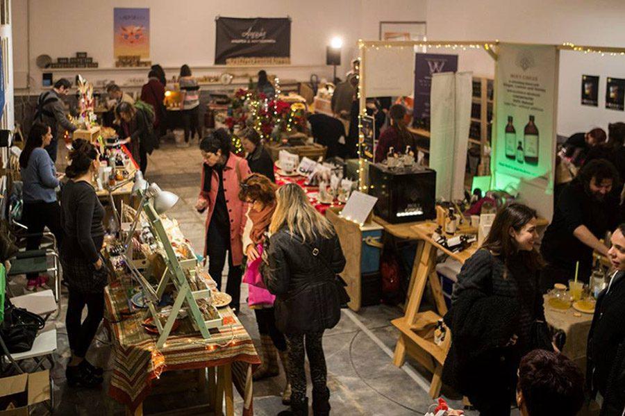 Christmas Meet Market