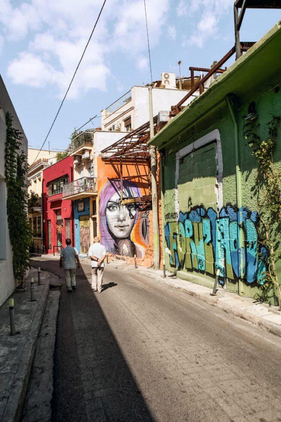 Tournavitou Street