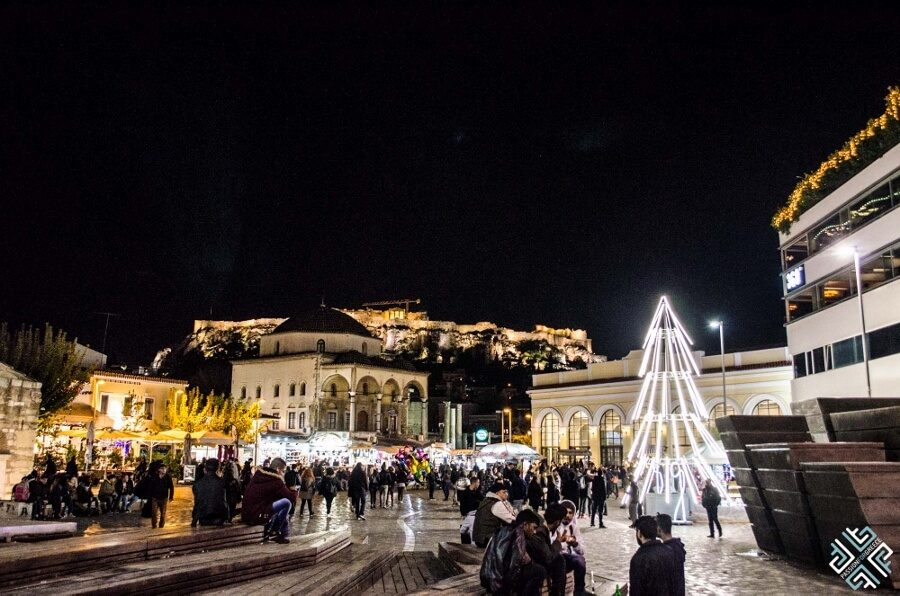 What to do in Athens this December