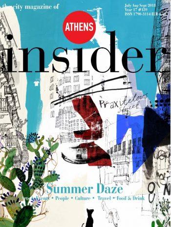 Athens insider 139 / Summer 2018