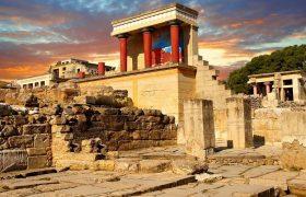 Crete: Emerging Cities