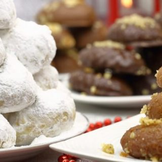 Two Classic Greek Christmas Sweets