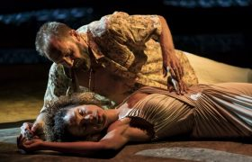 National Theatre Live: Antonios and Cleopatra