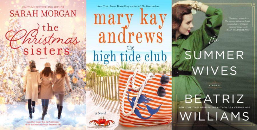 Three Escapist Winter Reads
