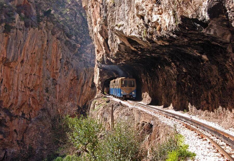 Kalavrita Train