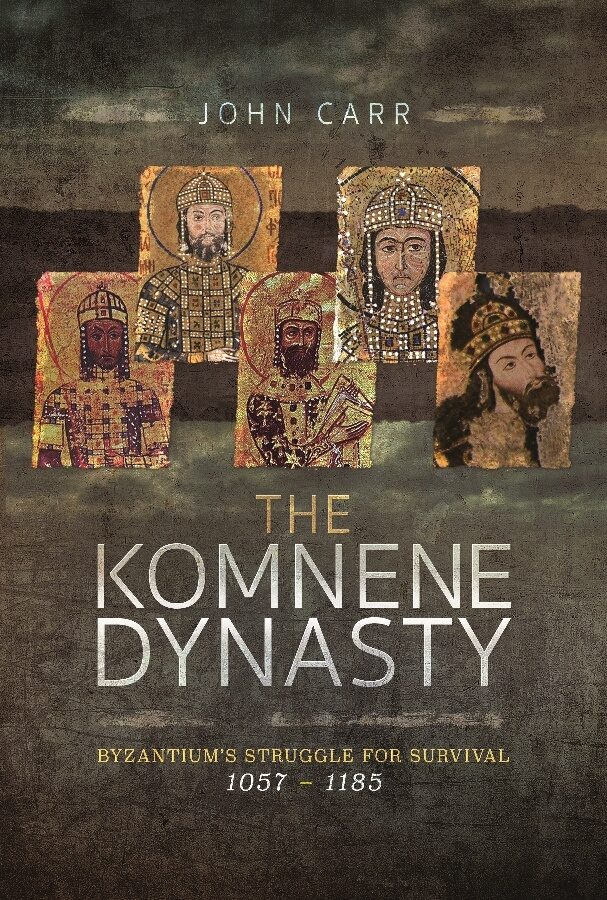 The Komnene Dynasty book cover