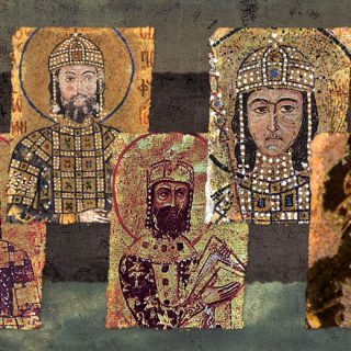 A Mediaeval Greek Dynasty Saga