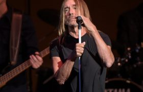 Iggy Pop and James and Shame