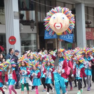 Come to Greece's Biggest Carnival in Patras….