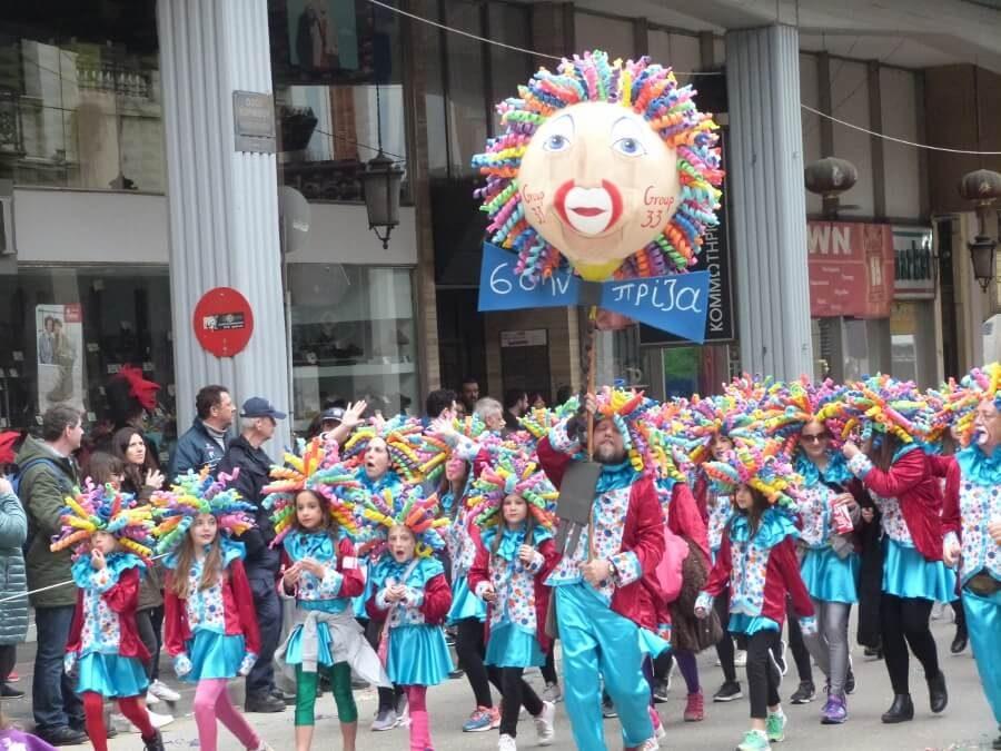 Come to Greece's Biggest Carnival in Patras….