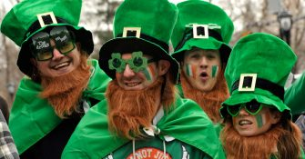 Where to celebrate St. Patrick's Day in Greece?