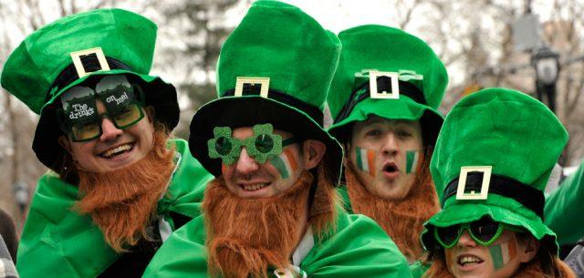 Where to celebrate St. Patrick's Day in Greece?