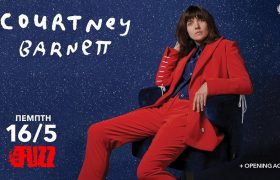 Courtney Barnett live in Athens
