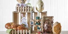 Easter at the Hotel Grande Bretagne's GB Corner Gifts & Flavours