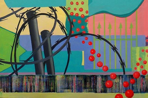 """Unruly Phenomena"" by Mary Cox"