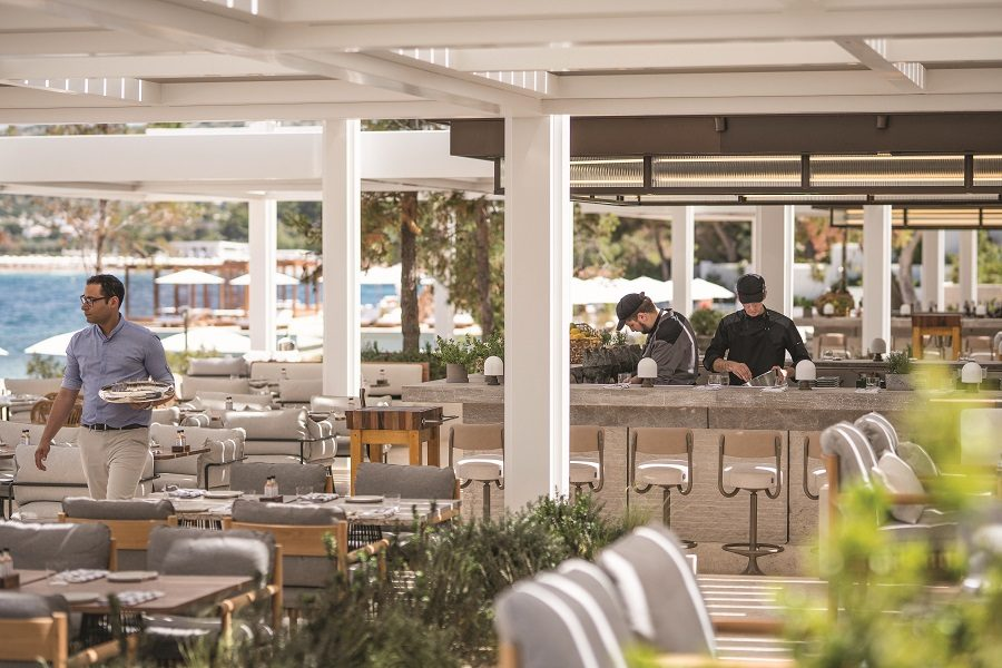 Vouliagmeni S Best Restaurants Right Now Athens Insider