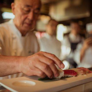Nobu's Matsuhisa Restaurant