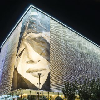 The Onassis Cultural Centre