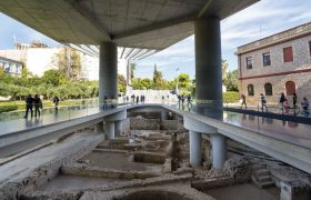 The Acropolis Museum offers a special 10th anniversary gift