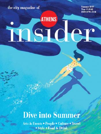 Athens insider 142 / Summer 2019