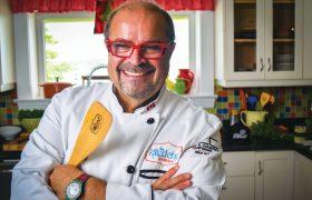 Chef Alain Bossé, The Kilted Chef