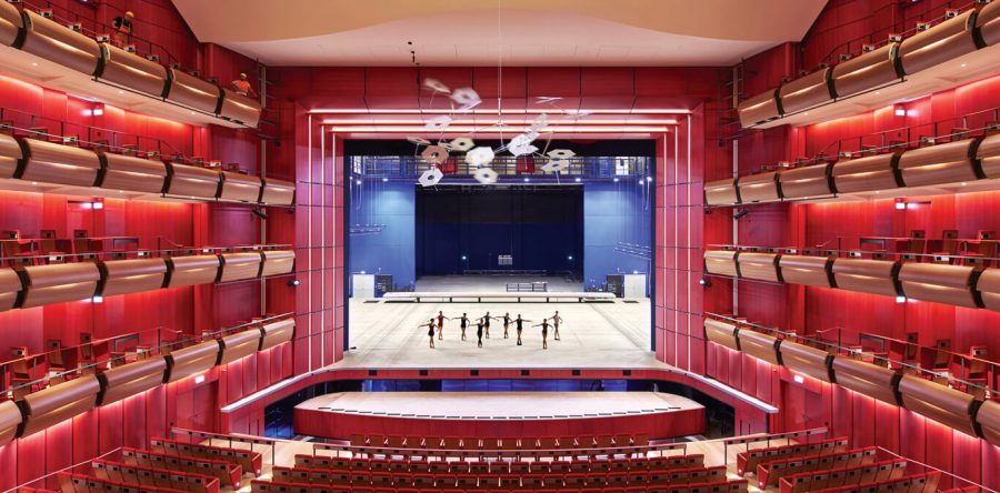 Greek National Opera, SNFCC