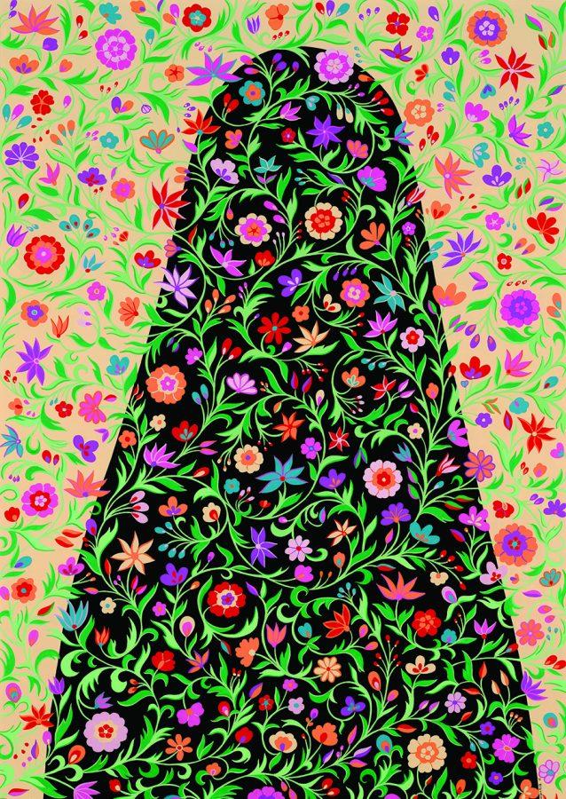 Arab Spring by Helen Zuhaib