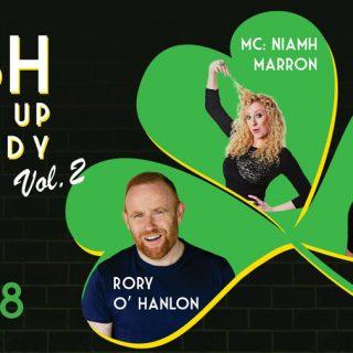 Irish Stand Up Comedy