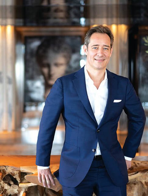 Philippe Roux-Dessarps takes on the mantle as the new GM at Four Seasons Astir Athens