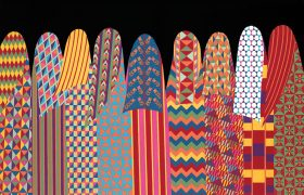 Artist Helen Zughaib: Art of Displacement