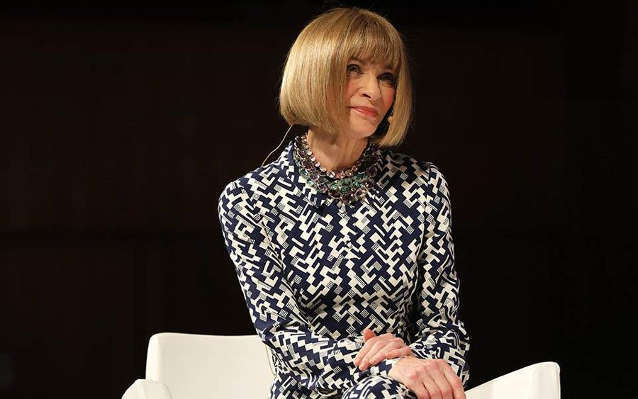 Anna Wintour: All bow to the Queen of Fashion
