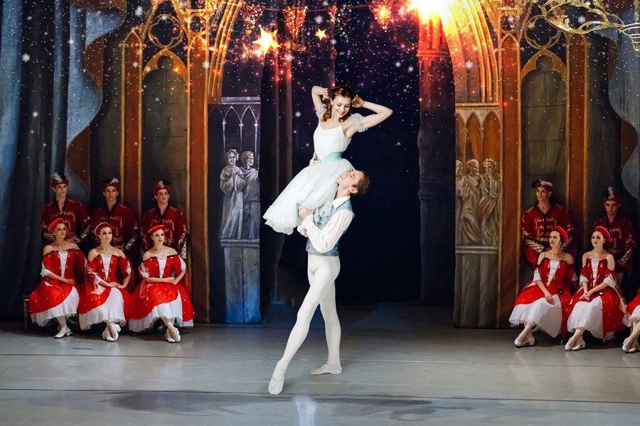 The Bolshoi Ballet Academy: The Nutcracker