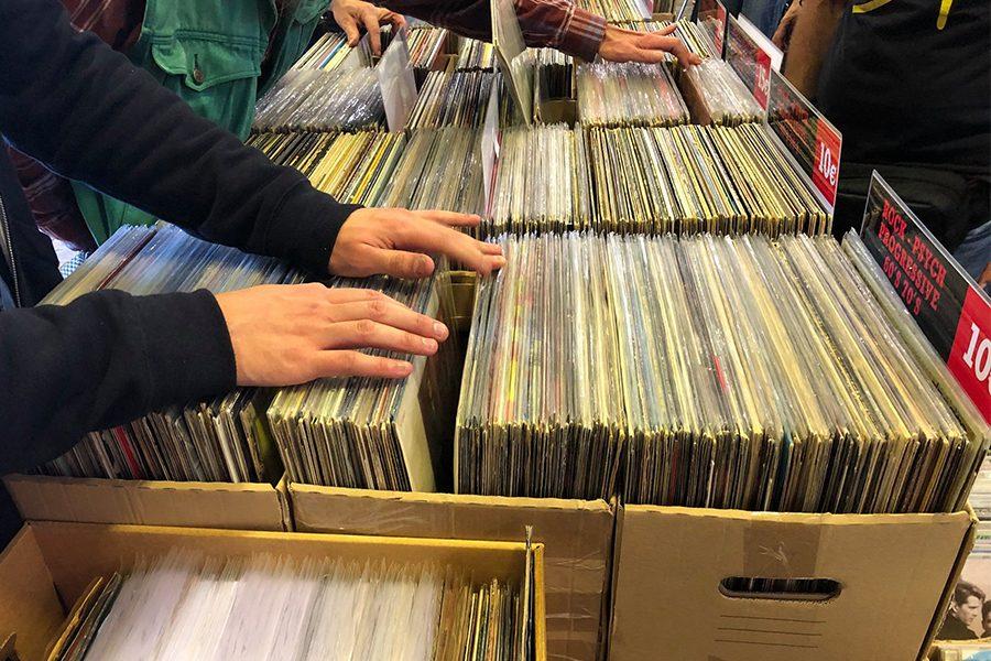 Technopolis Vinyl Market