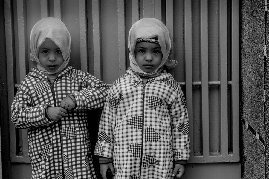 Casablanca by Melita Vangelatou