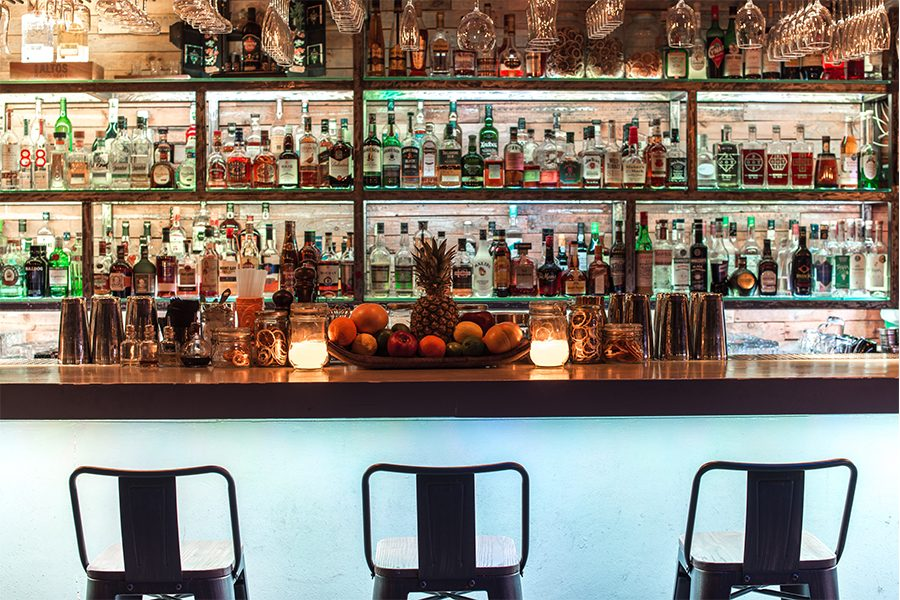 The bars you'll want to seek