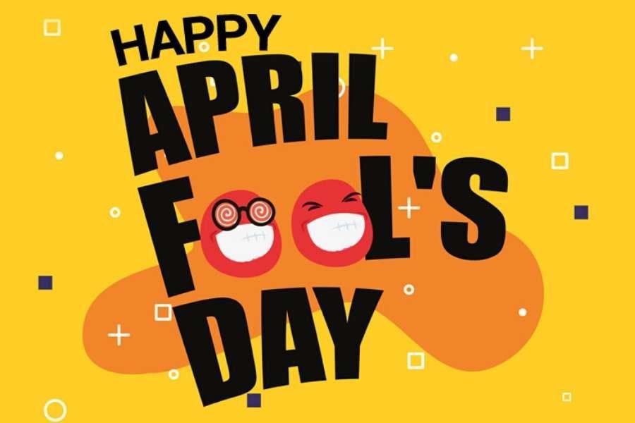 April Fooled!