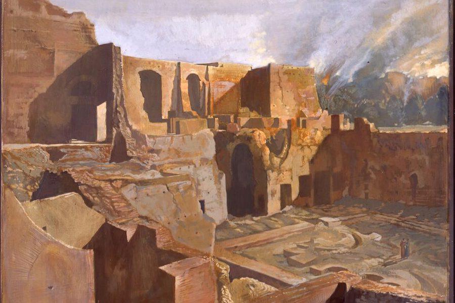 """Alecos Levidis' """"The Myth-historic"""""""