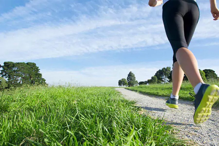 Up and running: 5 great jogging trails