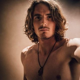 Stefanos Tsitsipas dares you to go shirtless