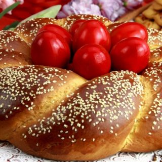DIY Greek Easter Basics