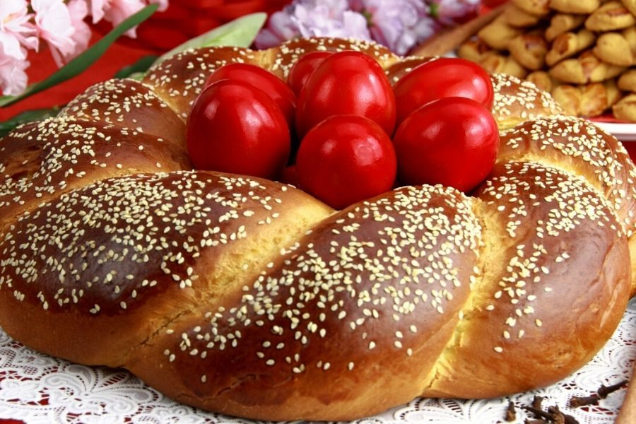 DIY Greek Easter Basics