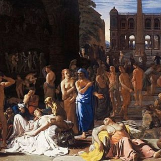 The Athens Plague and Lessons for Today