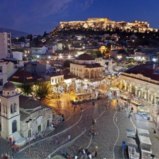 Greece, the little country that could