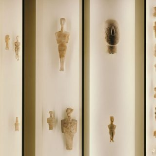 Cycladic Society. 5000 years ago