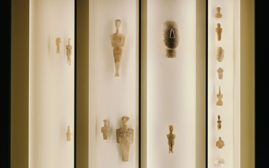 Cycladic Society. 5000 years ago