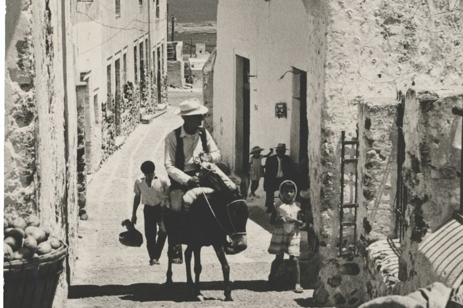 Santorini: For a touch of history this summer