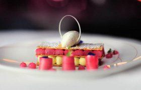 Greek Michelin Chef Asimakis Chaniotis  works his magic abroad