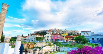 Athens: A Photo Essay