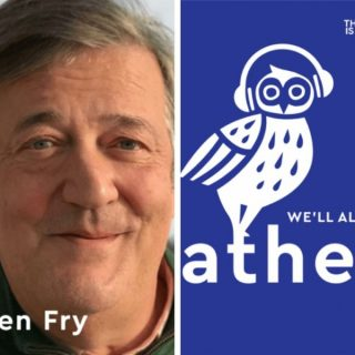 Why Stephen Fry's podcast on Athenian myths and heroes is a rare treat