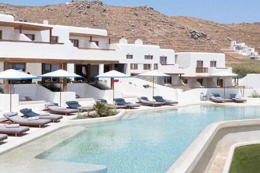Aegon Mykonos Hotel